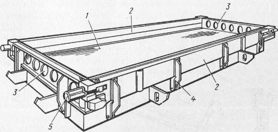 Опалубка для производства жби фундаментные сборные железобетонные блоки
