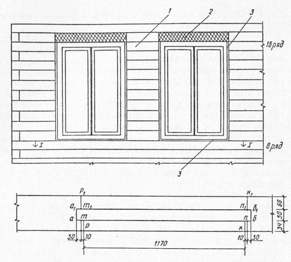 Схема устройства дверного
