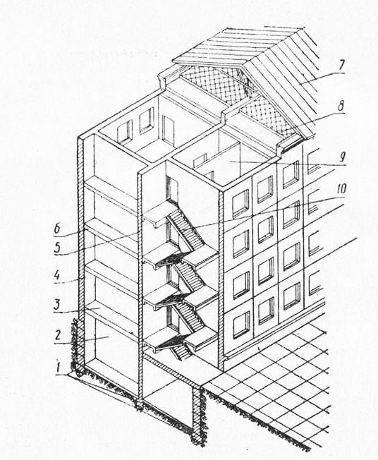 Конструктивная схема