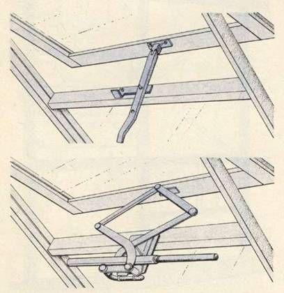Механизм автоматического открывания теплицы своими руками