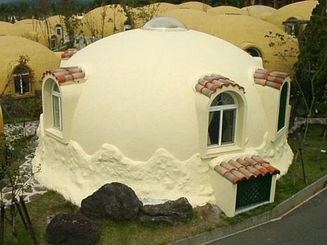 Купольные дома из пенополистирола заказать из россии