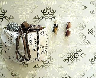 По замыслу дизайнера Maja Ganszyniec ее креативная находка должна превратить стены вашего жилища в сплошной...
