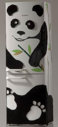 Рисунки на холодильнике своими руками фото