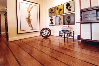 фото полы деревянные