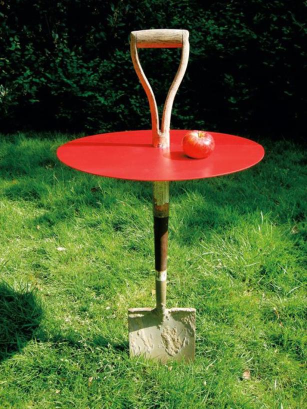 Столик для огорода своими руками 92
